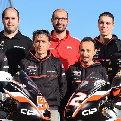 Team CIP Moto 2017